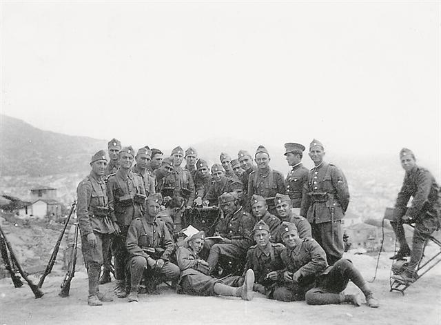 Μνήμες από τα μακεδονικά οχυρά *